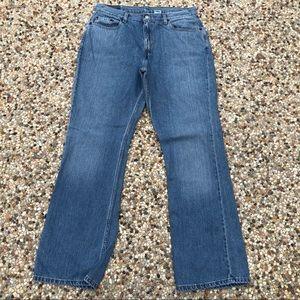 Levi's 515 Vintage Mom Jeans 14 Low Rise Bootcut